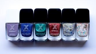 All of my Formula Nail Polish colors