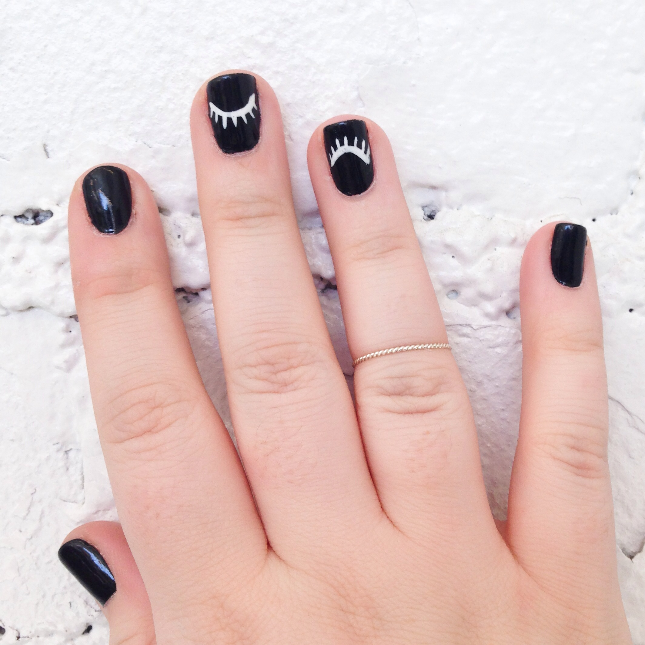 Manicure Monday Give Me A Wink Bad Beauty Babes