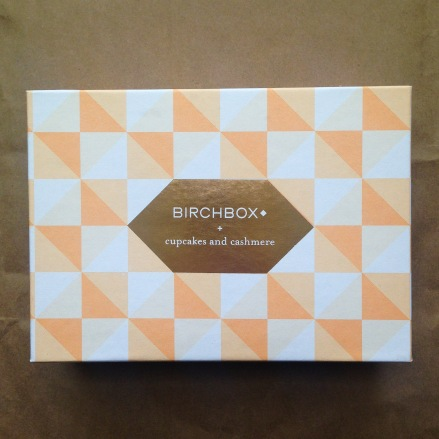 The adorable May Birchbox!